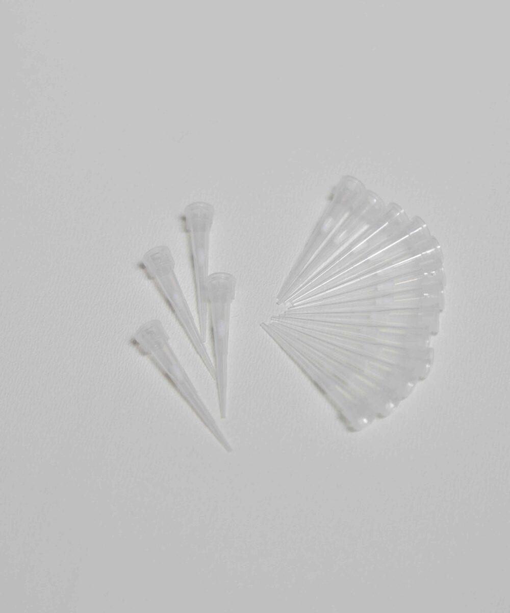 Наконечники с фильтром для пипеток, объем 0,5-10 мкл, тип, 1000шт/упак.
